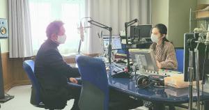1/22(金) FM岩手ラジオ番組に大西が出演します!