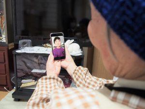 ~県外に住むおばあちゃん(81歳)を見守っています~社員北田の場合